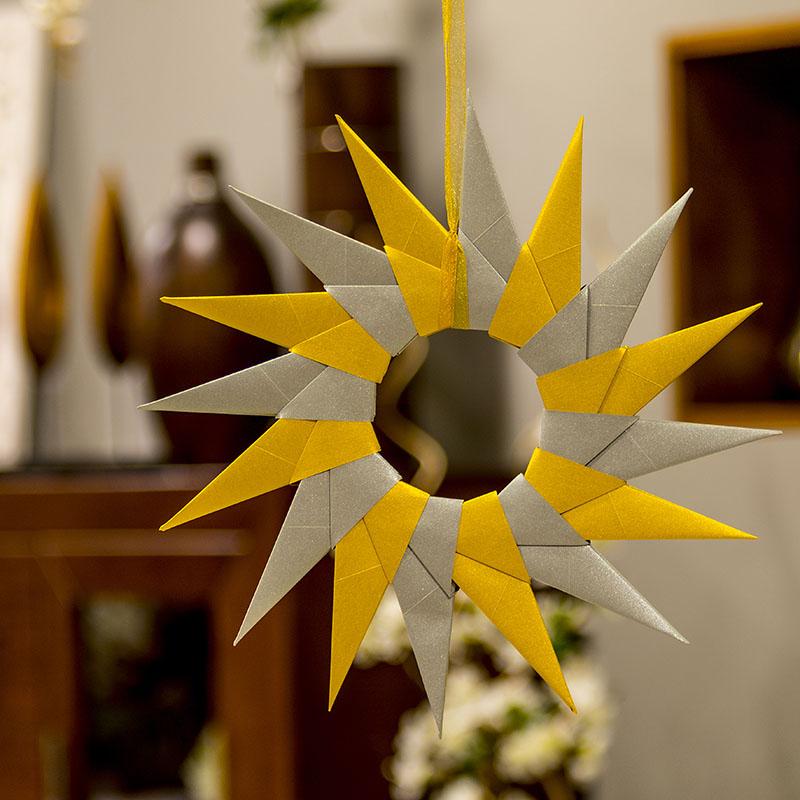 Estrella Kōri dorada