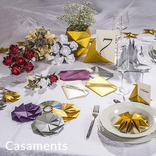 Origami Art & Teràpia   Productes   Casaments