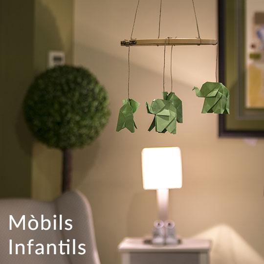 Origami Art & Teràpia   Productes   Mòbils infantils