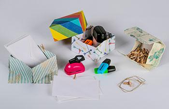 Hagamos un cuadro de Origami
