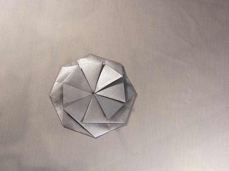 Caixa Kushiro plata petita