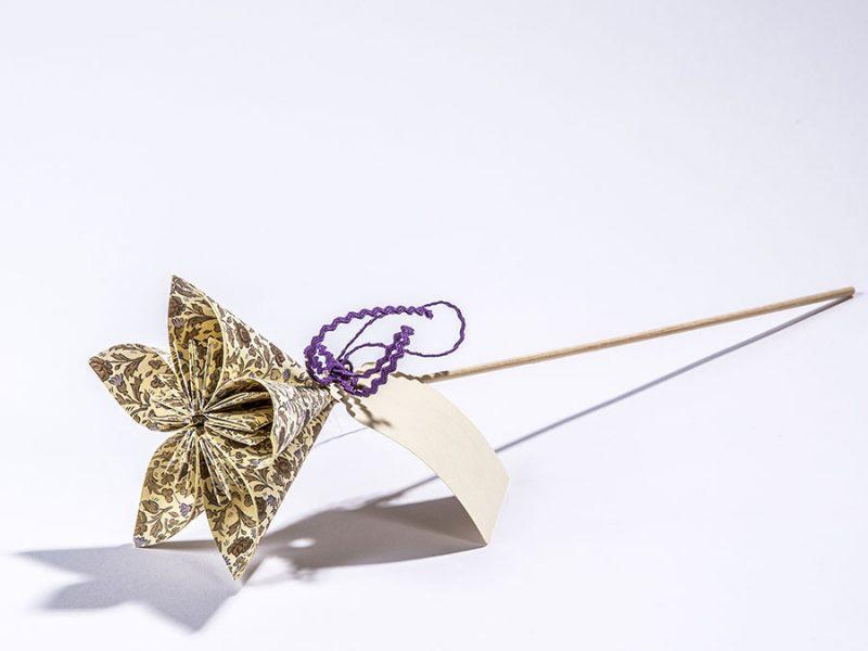 Flor Mizūmi floretes lila