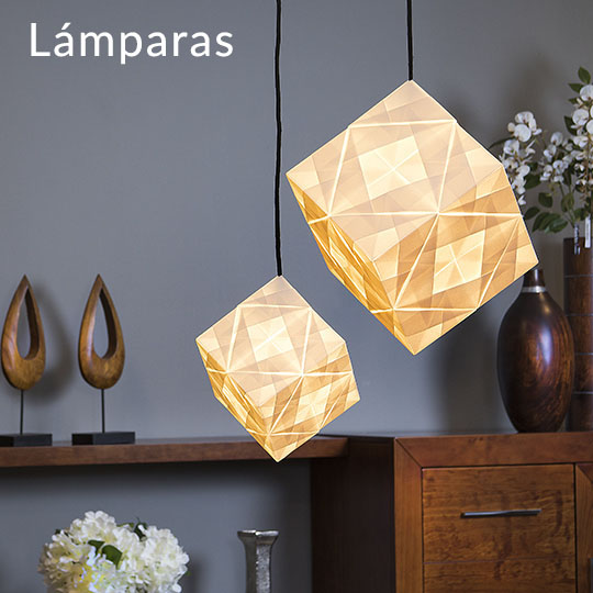 Origami Art & Teràpia | Productos | Lámparas